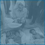 niños muertos durante el ataque Israelí