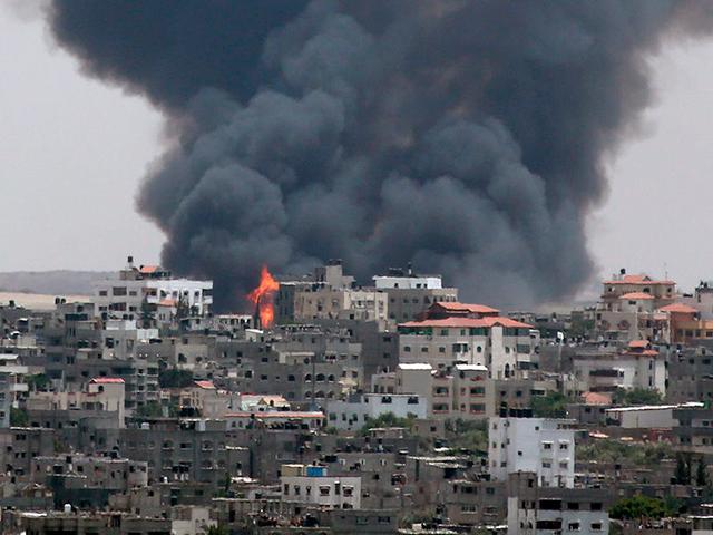 Conflicto Guerra de Gaza 2008-2009