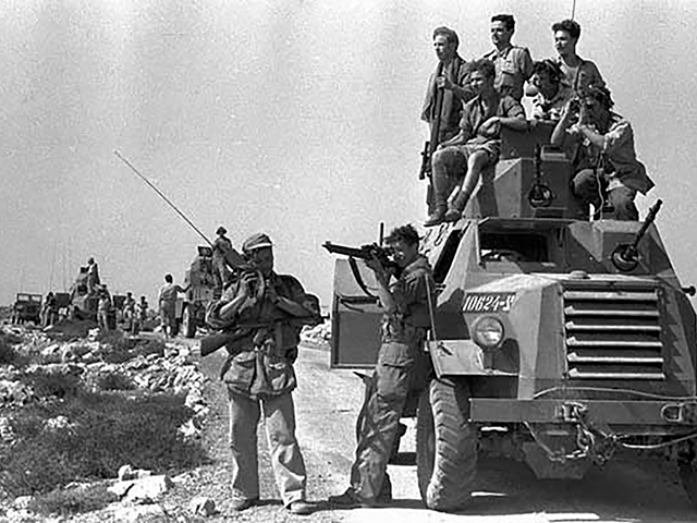 La Guerra de Suez