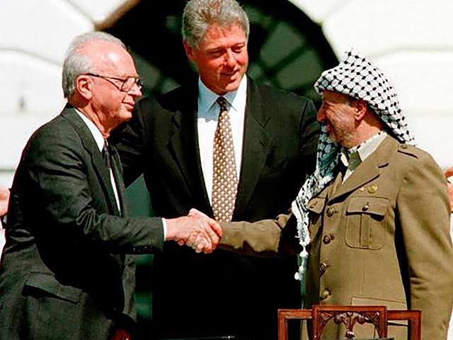 Los tratados de Oslo