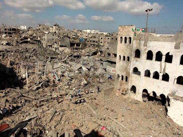 """Desayuno- Coloquio """"¿Y después de Gaza, qué?"""