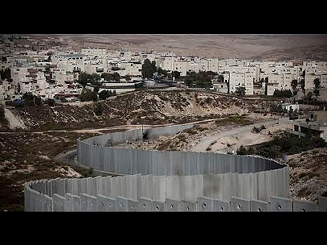 Internacionales en Palestina