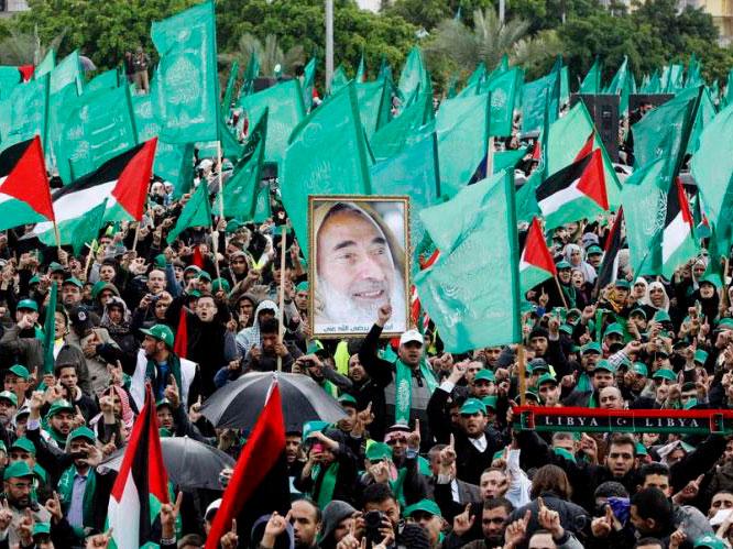 Hamas , Blair y G.Bush: políticas de exclusión