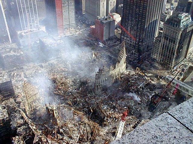 Recuerdo desde la PLATAFORMA DE MADRID a las víctimas del 11-S