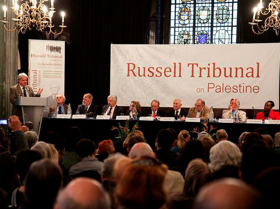 Tribunal Rusell (Emisión en directo)
