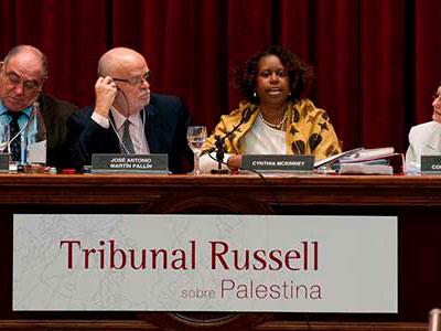 Tribunal Russell: videos disponibles de las sesiones de Sudáfrica