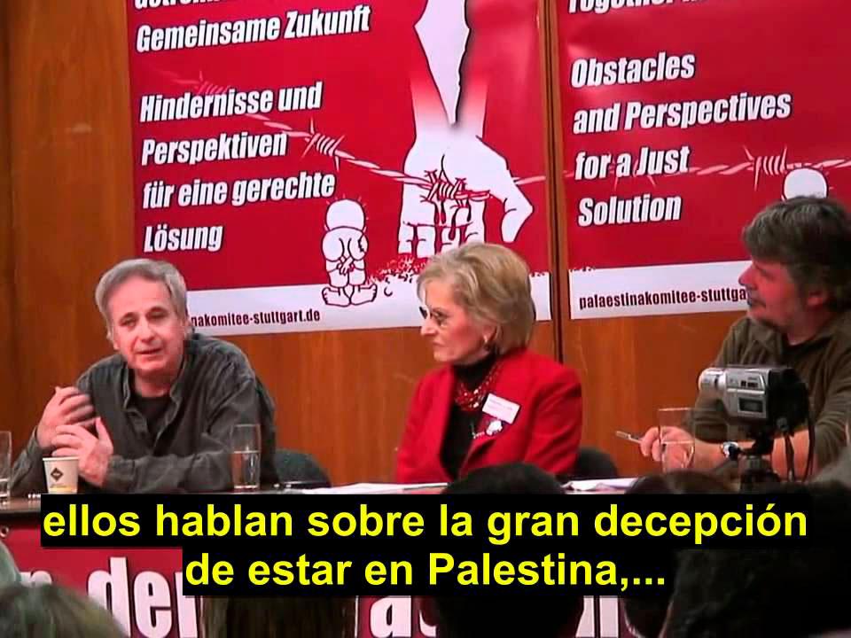 Perspectivas para la solución del conflicto Israel-Palestina