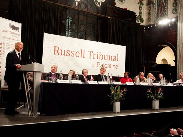 Russell Tribunal – Sesiones Nueva York