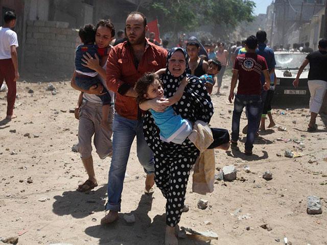 Segundo día de agresión israelí contra Gaza