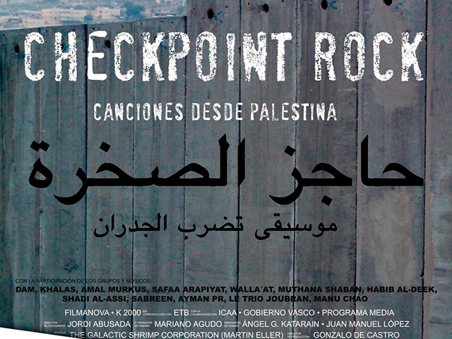 Checkpoint Rock – Canciones desde Palestina – subtitulado español [completo]