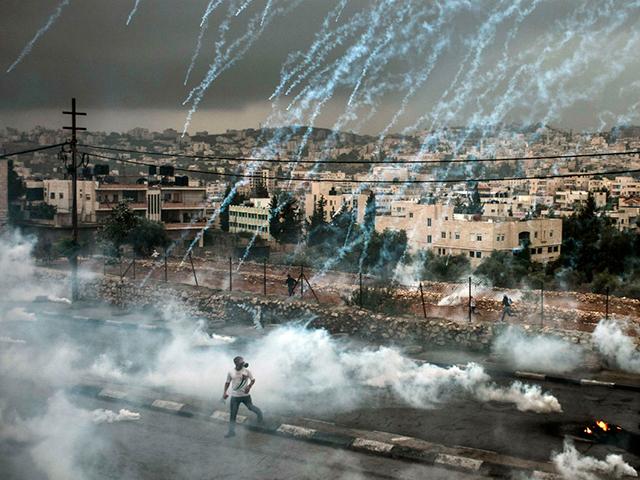 Palabras palestinas