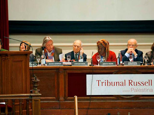 Tribunal Russell – Sesión de clausura – Bruselas 16 -17 marzo