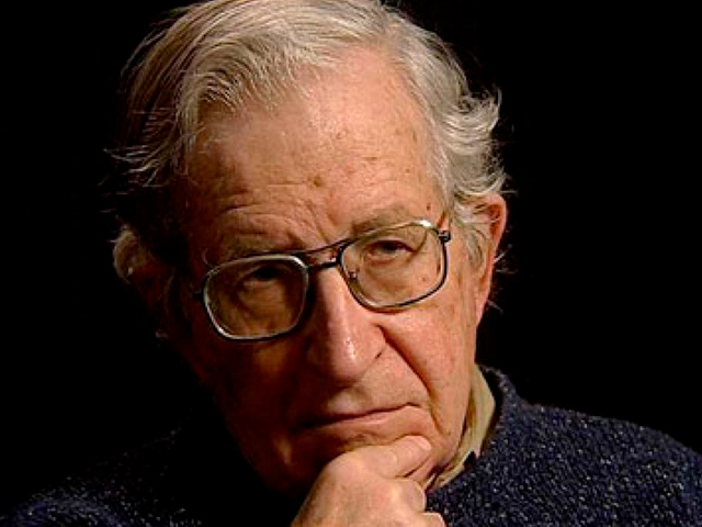 A Conversation with Noam Chomsky on Palestine/Israel by Frank Barat