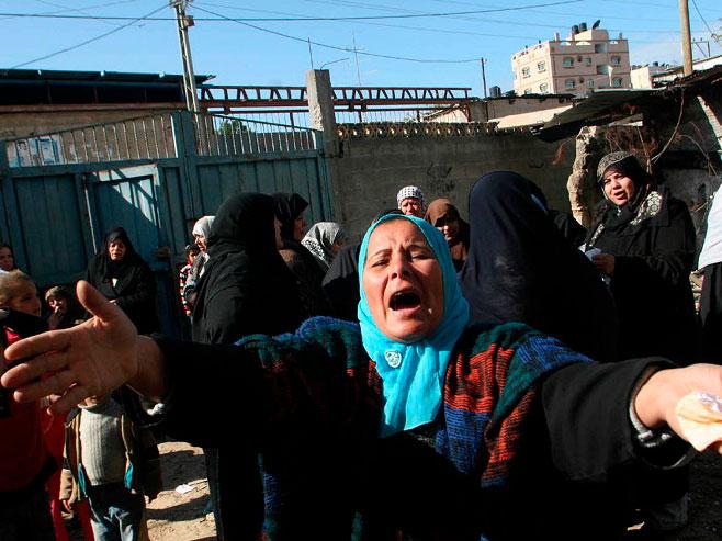 Gaza: actuemos ya para parar la masacre humana