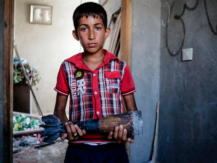 """Escuela Ideo vuelve a la actividad Testimonios con el cinefórum """"Nacido en Gaza"""""""