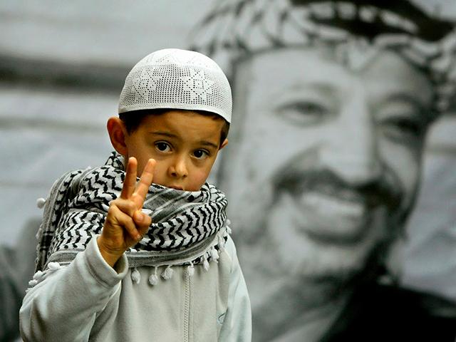 Niños de Palestina. Miscelánea visual. Resistencias y represión.